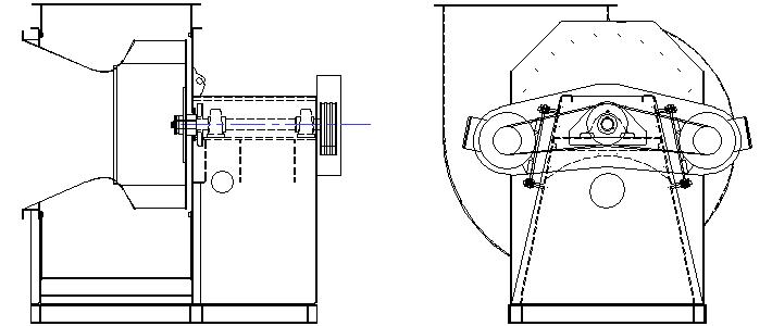 No9-univ-dsr-dual-drive-Model